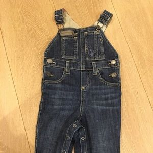Burberry overall 6m